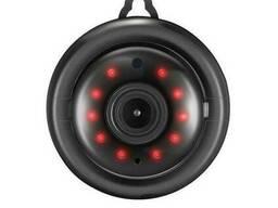 Мини камера wifi ночного видения Digoo DG-MYQ, 1 Мегапиксель, 720P, SD карты до 64 Гб. ..