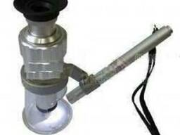 Мини микроскоп с подсветкой CLJM-7500 (40x)