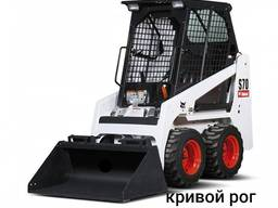 Услуги Мини погрузчика гидромолота мини экскаватора аренда