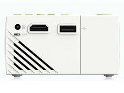 Проектор Led Projector YG310 портативный мультимедийный с динамиком 007125 EV