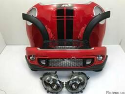 MINI R56 R57 R58 R59 бампер передний