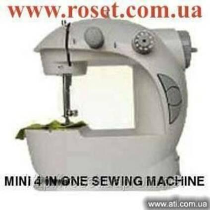 Мини швейная машинка 4 в 1.