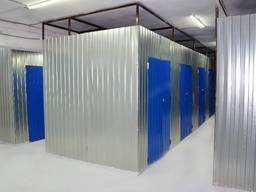 Мини склады площадью от 1 до 10м2 в Симферополе и Ялте