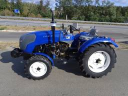 Мини трактор БУЛАТ 254 NEW