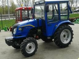 Мини-трактор Dongfeng/Донгфенг-354 4-х цилиндровый с кабиной