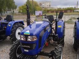 Мини-трактор Foton/Lovol TE-244 (Фотон-244) с реверсом и шир