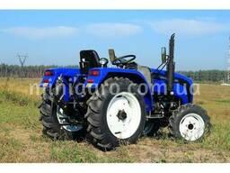 Мини-трактор Foton/Lovol TE-244 (Фотон-244) с ходоуменьшител