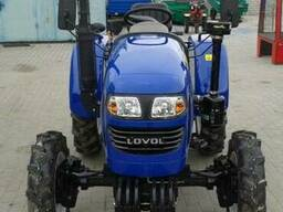 Мини-трактор Foton/Lovol TE-244 с ходоуменьшителем - фото 2