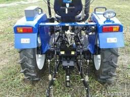 Мини-трактор Foton/Lovol TE-244 с ходоуменьшителем - фото 3