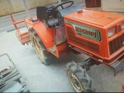 Мини-трактор hinomoto n179