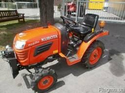 Мини трактор Kubota B1220, 2010 г (№ 1888)