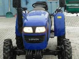 Мини-трактор Lovol TE-244 (Фотон ТЕ-244) - фото 3
