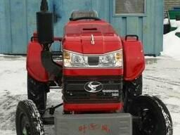 Мини-трактор Shifeng-240 (Шифенг-240) (дешевый трактор) - фото 3