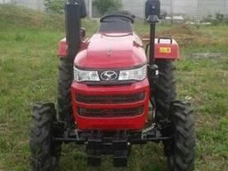 Мини-трактор Shifeng DsF244C (Шифенг DsF244C) 3-х цилиндр. - фото 2