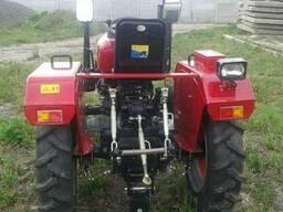 Мини-трактор Shifeng DsF244C (Шифенг DsF244C) 3-х цилиндр. - фото 4