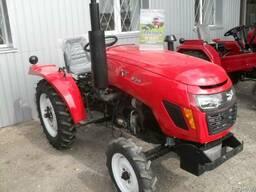 Мини трактор Синтай-220 NEW 3-х цилиндровый