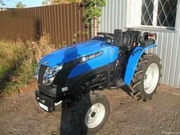 Мини трактор Solis 20 Индия новинка на Украинском рынке