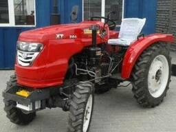 Мини-трактор Xingtai-244 (Синтай-244) с усилит. руля