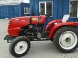 Мини-трактор Xingtai-244 (Синтай-244) с усилит. руля - фото 2