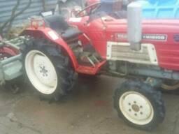 Мини-трактор Yanmar YV1810 D 4wd