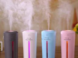 Мини Увлажнитель-ночник Color Cup Humidifier
