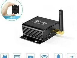 Мини видеорегистратор для видеонаблюдения с wifi на 1 камеру до 2 Мп с записью на SD. ..