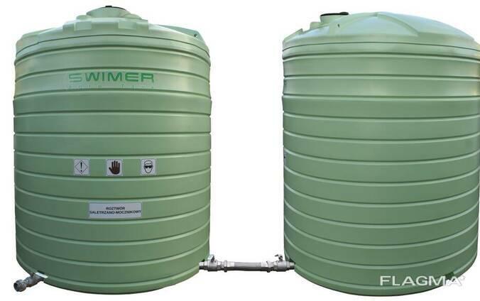 Мини заправка Swimer 25000 Multi Agrotank