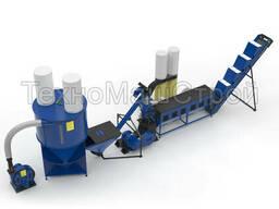 Завод по производству гранулированного комбикорма. Линия Гранулирования кормов.
