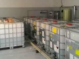 Мини завод по производству воды очищенной