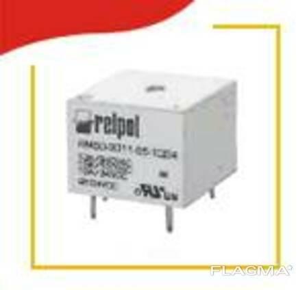 Миниатюрные электромагнитные реле RM50