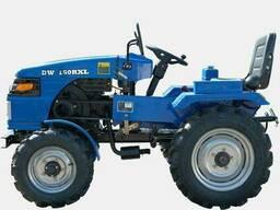 Минитрактор DW 150RXL (15 л. с. , синий цвет) - фото 3