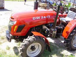 Минитрактор DW 244Т (24 л. с. , дизель, полноприводный, 3-х. .. - фото 4