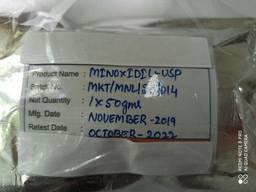 Minoxidil USP/ Миноксидил USP Сырьё для производства средств, предназначенных для лечения