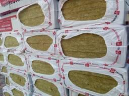 Базальтовая вата 135 плотности для утепления Фасада.