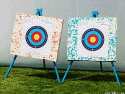 Мишень для стрельбы из лука 100 мм