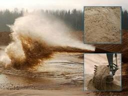 Митий річний пісок