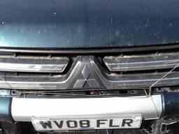 Mitsubishi Pajero Wagon 4 Вагон 4 разборка шрот запчасти бу