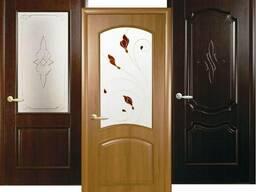 """Міжкімнатні двері колекція """"Інтера"""""""