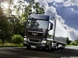 Міжнародні вантажні перевезення Україна-Європа-Україна