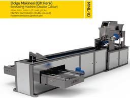 MML-10 Экструзионно-отсадочная машина
