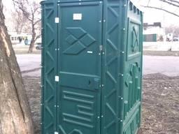 Мобильная туалетная кабина, биотуалет,