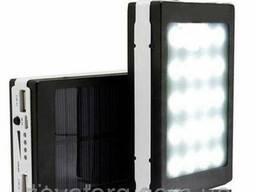 Мобильная Зарядка POWER BANK Solar led 20000S
