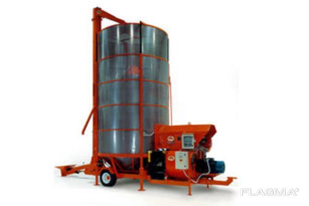 Мобильная зерносушилка Agrex PRT 250 FE б/у 1 год гарантии