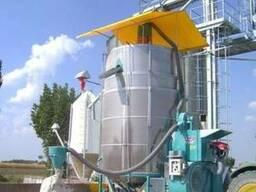 Мобильная зерносушилка ESMA - модель BABY ES60F