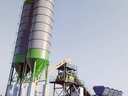 Мобільний бетонний завод