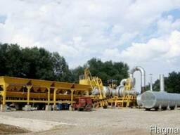 Мобильный асфальтный завод-40