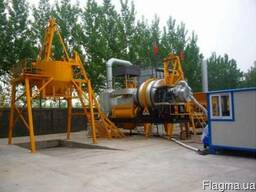 Мобильный асфальтный завод STC QLB20