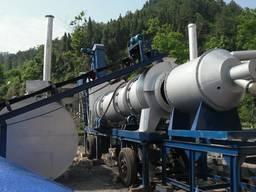 Стационарный асфальтобетонный завод Sinosun CAP40 (40 т/ч)