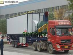 Мобильный Асфальтный Завод Sinosun МАР1500 - 120 Tн/ч