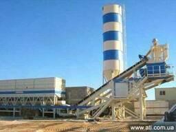 Мобильный бетонный завод Guris (Турция)